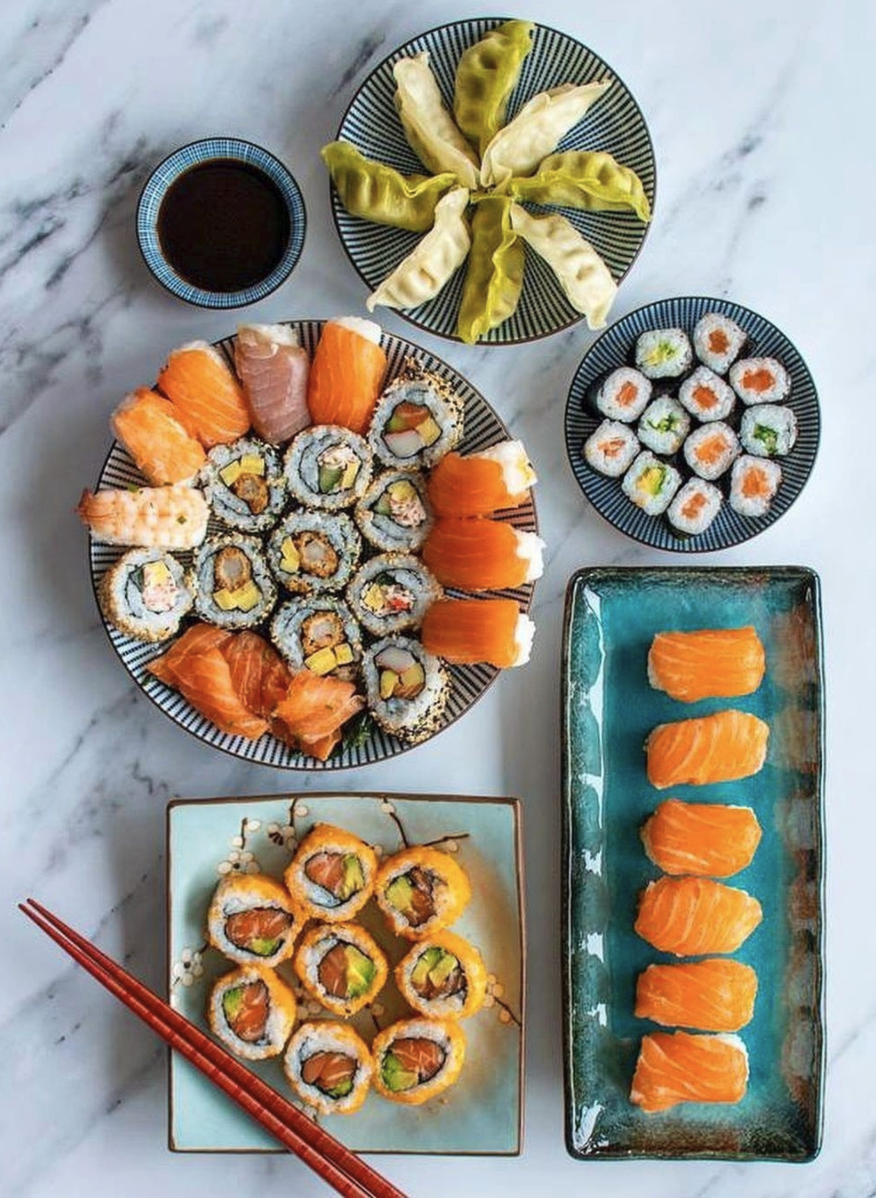 wasabi set